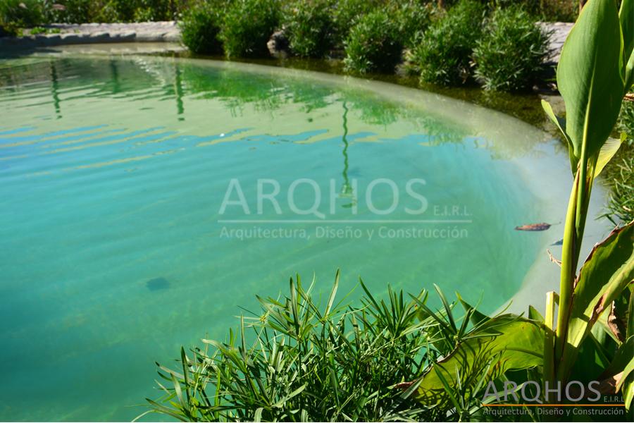 Piscinas | Arqhos